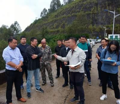 云南省委省政府第四生态环境保护督察组下沉芒市开展生态环境保护督查工作
