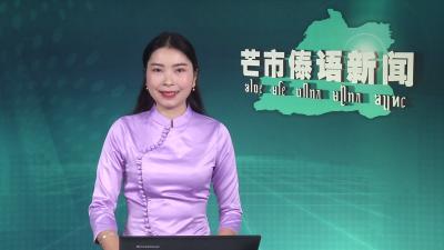 芒市傣语新闻1月14日