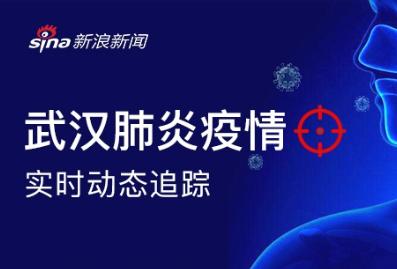 实时更新丨武汉新型肺炎全国疫情地图