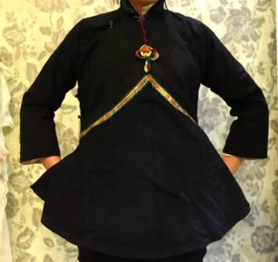 有自己民族传统服饰的汉族人