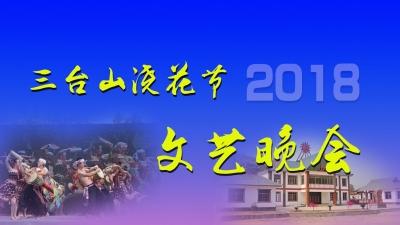 2018三台山浇花节文艺晚会
