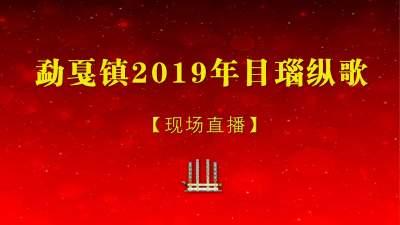 2019年勐戛镇目瑙纵歌活动【视频直播】