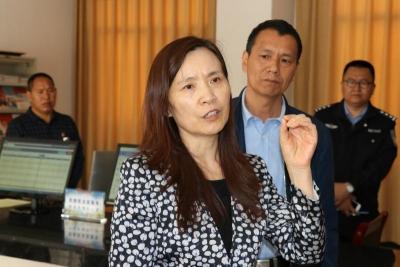 司法部社矫局刘晔副局长到我市调研指导社区矫正工作