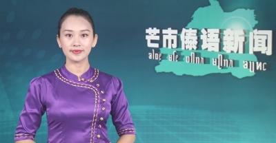 【傣语】赵冬梅:全力配合中央督导 补齐芒市扫黑除恶工作短板