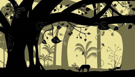 赞!德宏傣族剪纸动画片创意展示傣族泼水节的传说