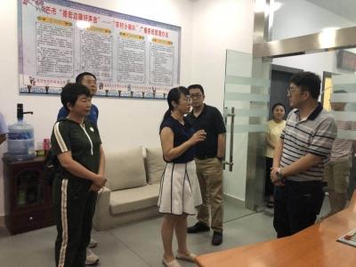 省州广播电视台考察:芒市融媒体要快步融入政务服务
