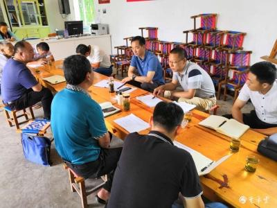毛晓:江东乡脱贫攻坚工作精准实在  经验可供全市借鉴