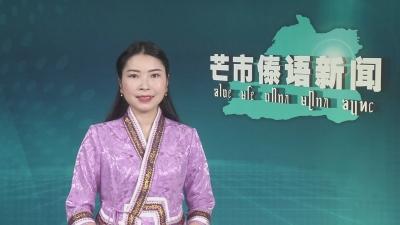 芒市傣语新闻2020年3月12日