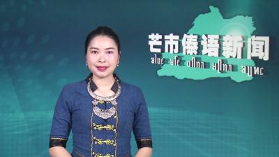 芒市傣语新闻2020年4月23日