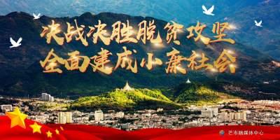 云南芒市:产业发展百花齐放  脱贫攻坚全面冲刺