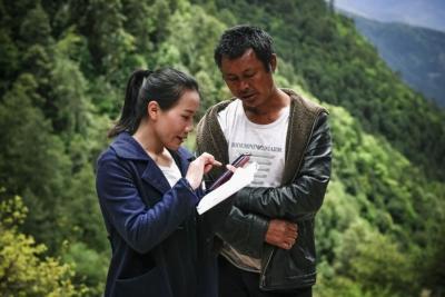山里花开——傈僳族全国人大代表李金莲的故事