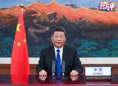 中国坚定真诚地走在合作抗疫的人间正道上