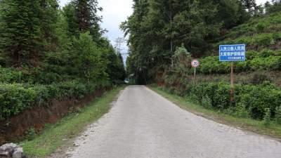 通村组道路100%硬化!五岔路乡道路建设改变大!