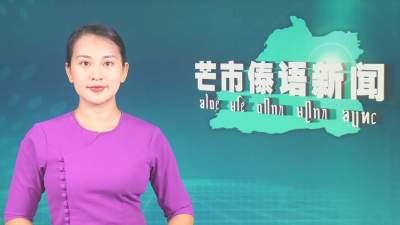 芒市傣语新闻2020年7月14日