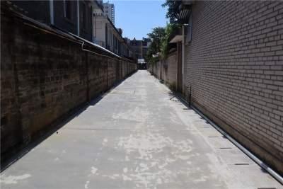 芒市勐焕街道团结社区改造31个老旧小区完工3小区