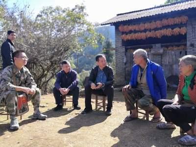 """云南芒市:""""四项举措"""",促进驻村工作队作用发挥"""
