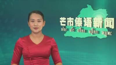 芒市傣语新闻2020年7月9日