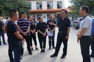 赵刚:增强为民服务意识,夯实产业发展基础