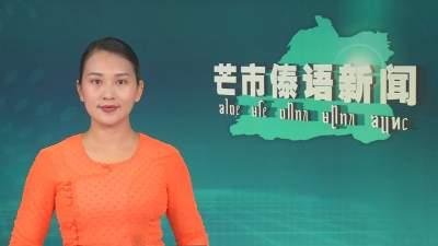 芒市傣语新闻2020年8月20日