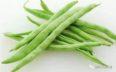 预警通告 | 预防四季豆中毒