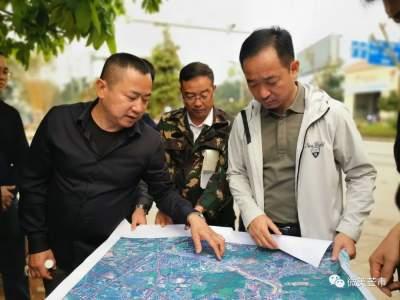 市委书记毛晓调研全国文明城市创建工作