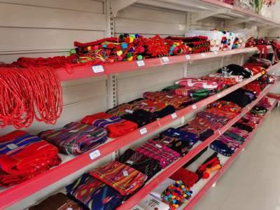 小超市承载大梦想——西山乡文邦圣亚山货超市开业