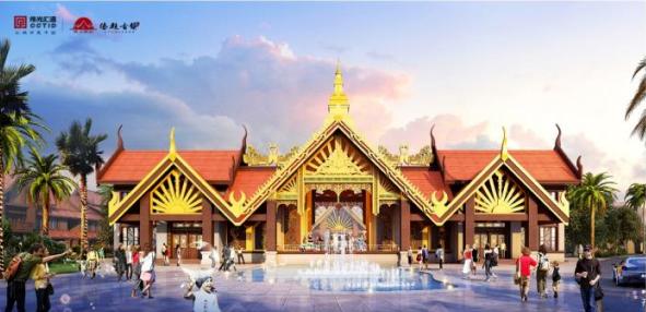 云南旅游持续升温傣族古镇已达百万客流