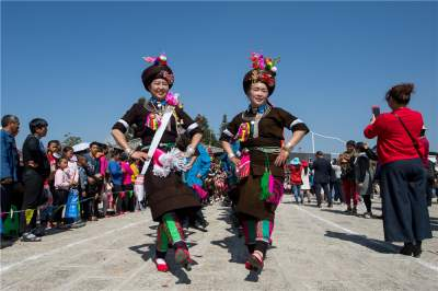 民族团结丨阿露窝罗节,阿昌族的盛装之宴!