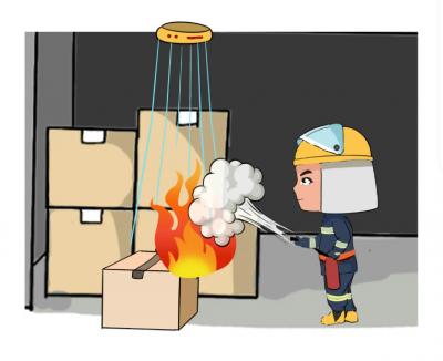 """德宏消防提醒您:""""三合一场所""""消防安全要注意!"""