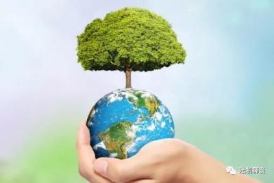 """修复我们的地球"""",关注地球健康"""