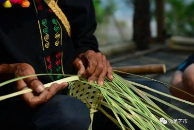民族团结丨传承与融合,景颇人的竹编手艺和文化记忆