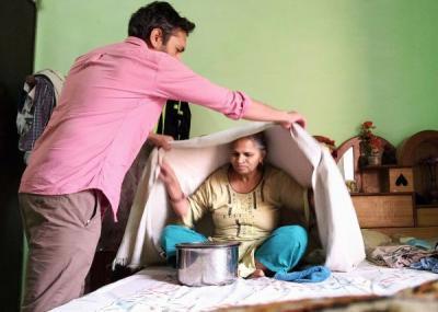 印度疫情缩影:一个儿子绝望的48小时