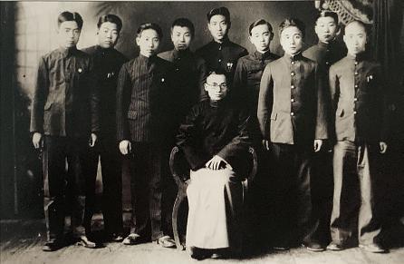 【建党百年·口述云南】他是五四运动的护旗手,云南籍第一位共产党员