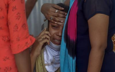 连续14天超过30万例!世卫组织称印度疫情正向周边国家扩散