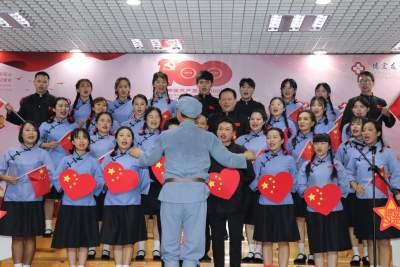 百年颂歌 医心向党——德宏友谊医院用嘹亮的歌声庆祝建党百年华诞!