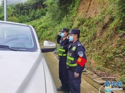 云南保山 :默默守护在边境一线的平凡英雄