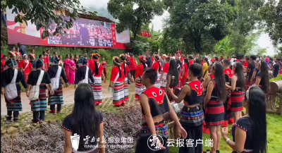 现场视频丨收到总书记回信,阿佤人民再唱新歌!