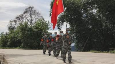 【傣语】边境线上的谢里:丈夫兄弟守一线  女子护村队护村寨