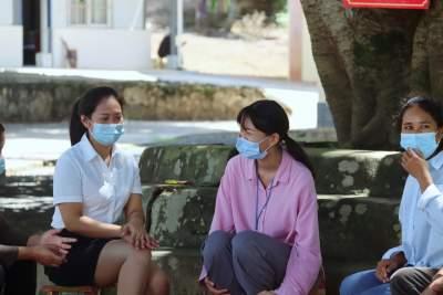 教师节系列采访:先进教师—武敏洁