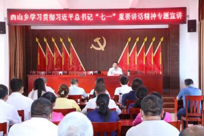 州委宣传部副部长郭山到芒市调研党史学习教育工作