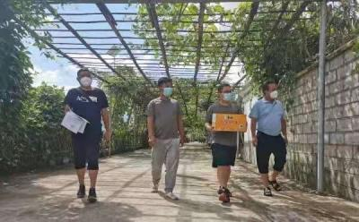 """芒市:强边固防显担当 筑牢战""""疫""""防护网"""