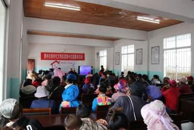 腾冲市:志愿服务供给增强边疆傈僳族群众的获得感和幸福感