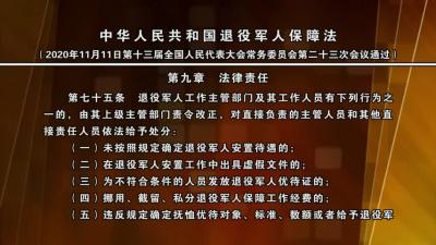 中华人民共和国退役军人保障法(第九、十章).mpg