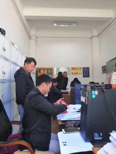 腾冲市档案馆为民服务受好评