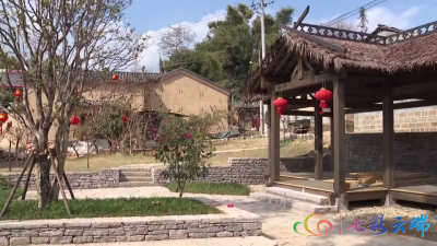 """云视新闻:腾冲司莫拉 幸福的地方有个""""幸福树公园"""""""
