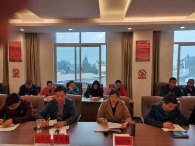 市商务局:党建、党风廉政建设和意识形态工作会议