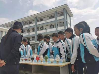 清水乡举行中小学生法制教育启动仪式