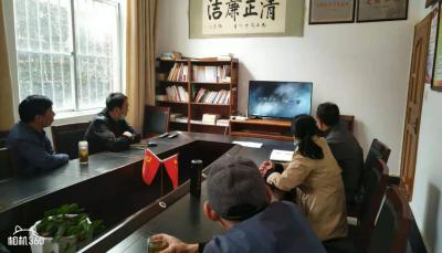 """市档案馆组织收看保山""""3·29""""专案警示教育片"""