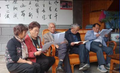 """腾冲市""""五抓实""""""""五确保""""开展老干部党史学习教育"""