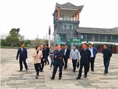 杨绍虎到腾冲调研城市基层党建工作